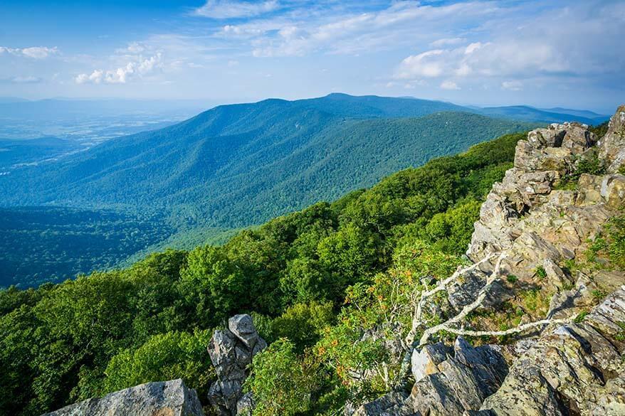 National Parks in June - Shenandoah National Park