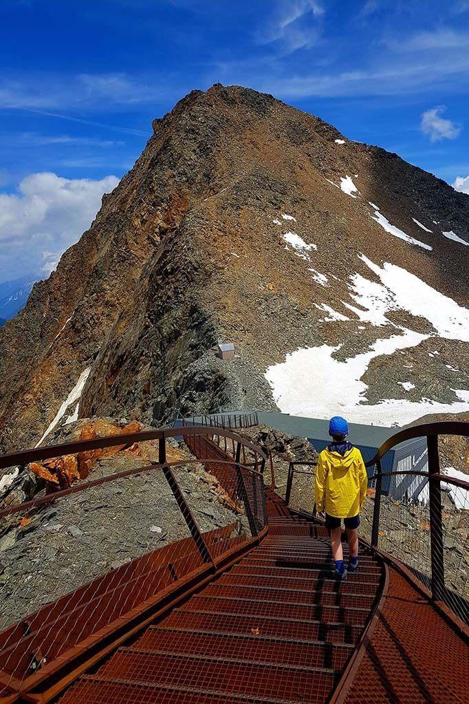 Stubai Glacier - Top of Tyrol