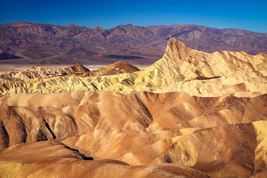 Best day trips from Las Vegas - Death Valley National Park