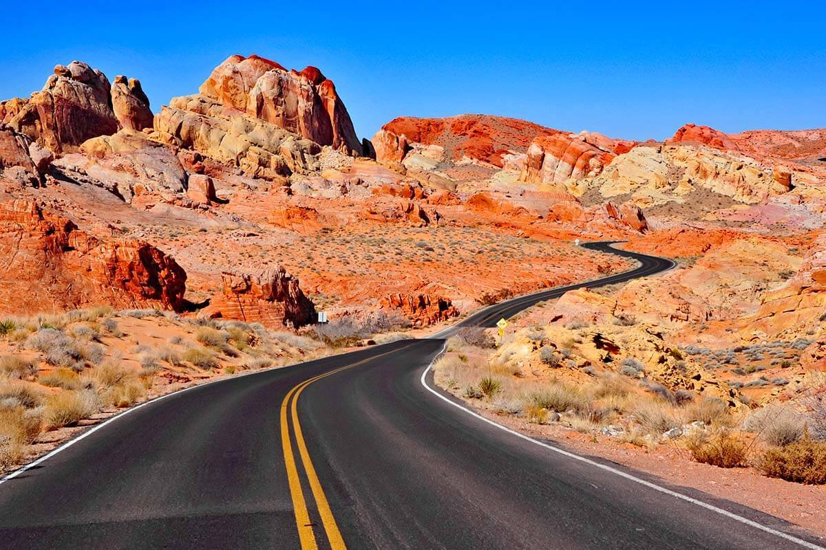 17 Best Day Trips from Las Vegas (+Map, Tours & Planning Tips)