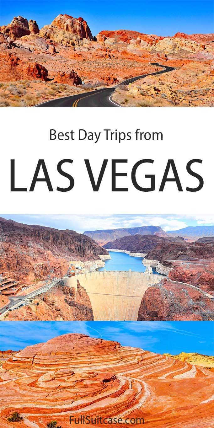Best tours, excursions, and day trips from Las Vegas