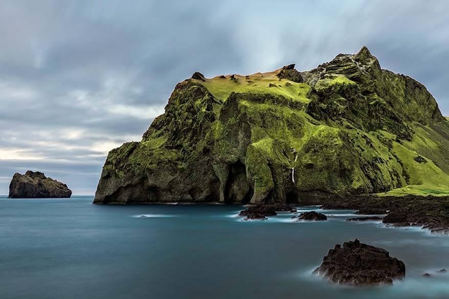 Vestmannaeyjar - Heimaey Island in Iceland