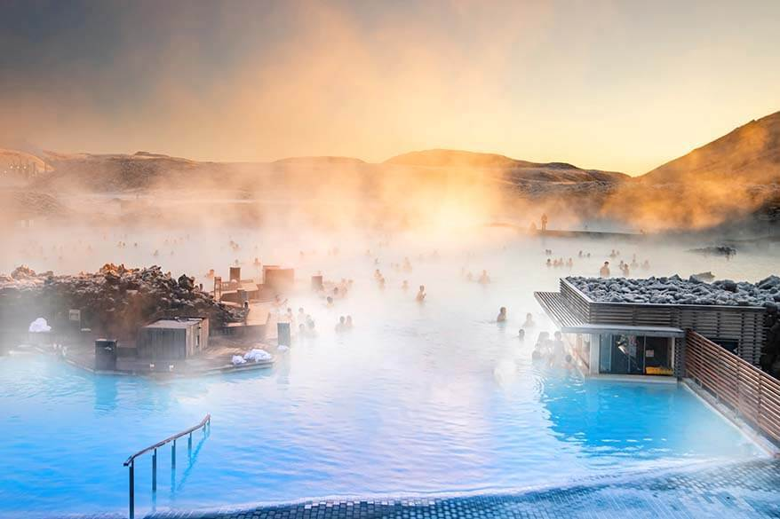 What to see in Iceland in a week - Blue Lagoon is a must
