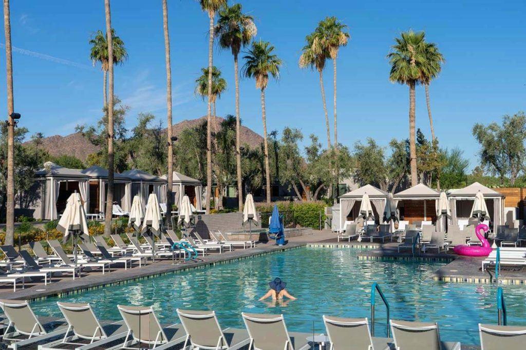 Andaz Scottsdale Resort Arizona