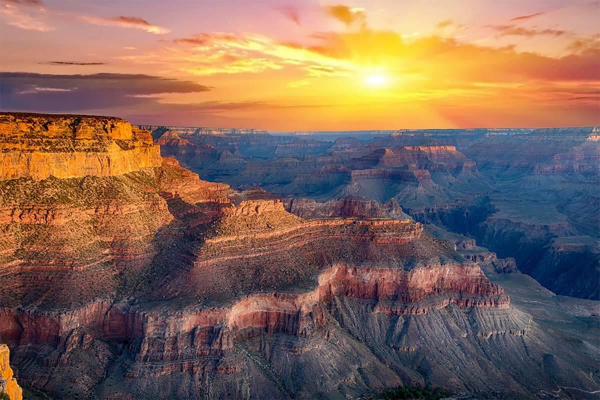 Arizona best places - Grand Canyon