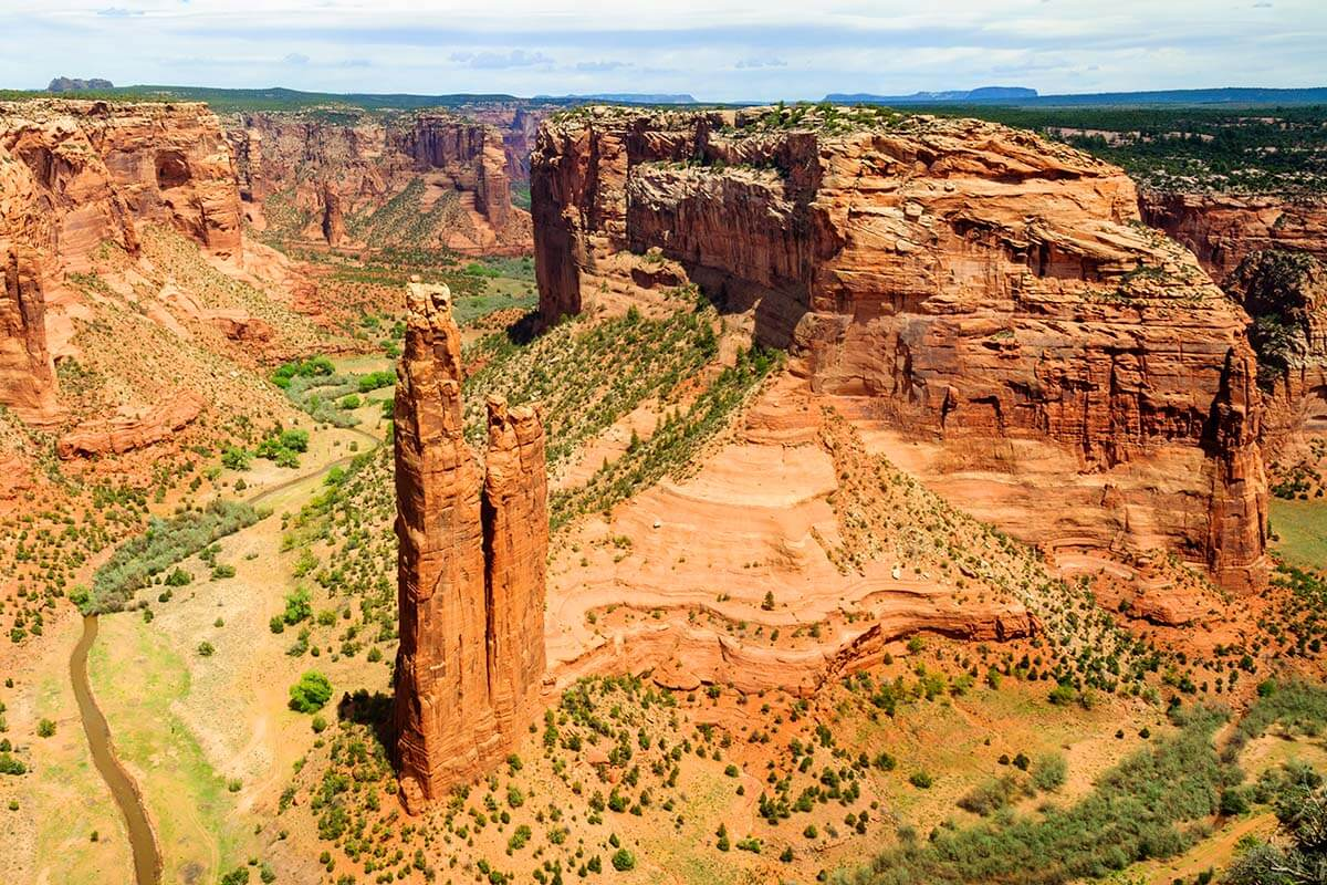 Best places in Arizona - Canyon de Chelly National Monument