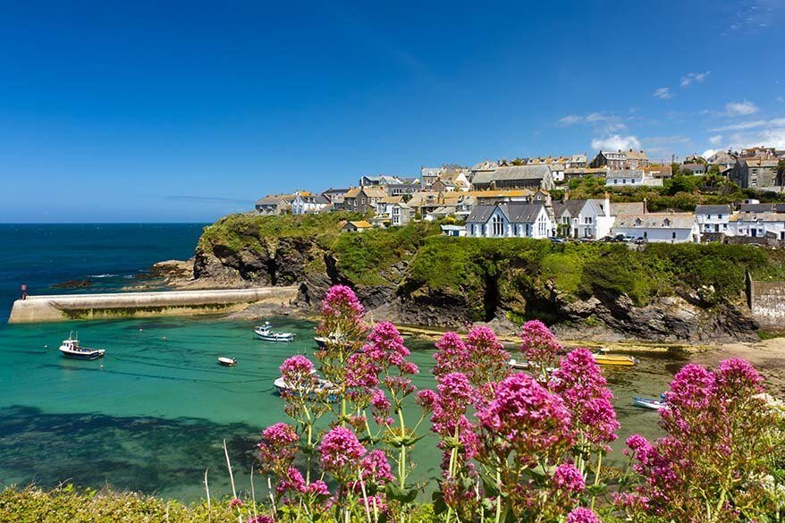 Best places to see in Cornwall - Port Isaac