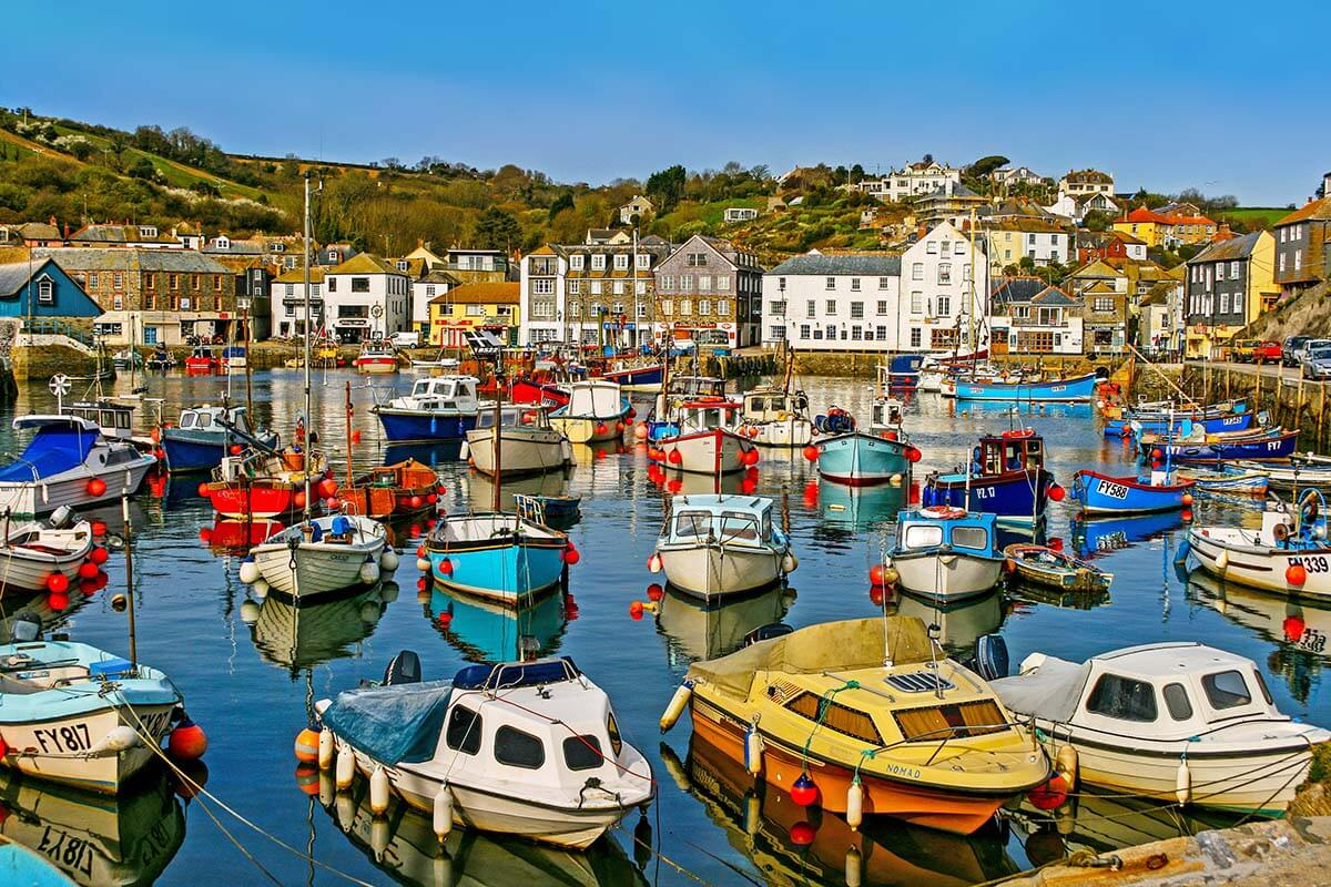 Best places to stay in Cornwall UK
