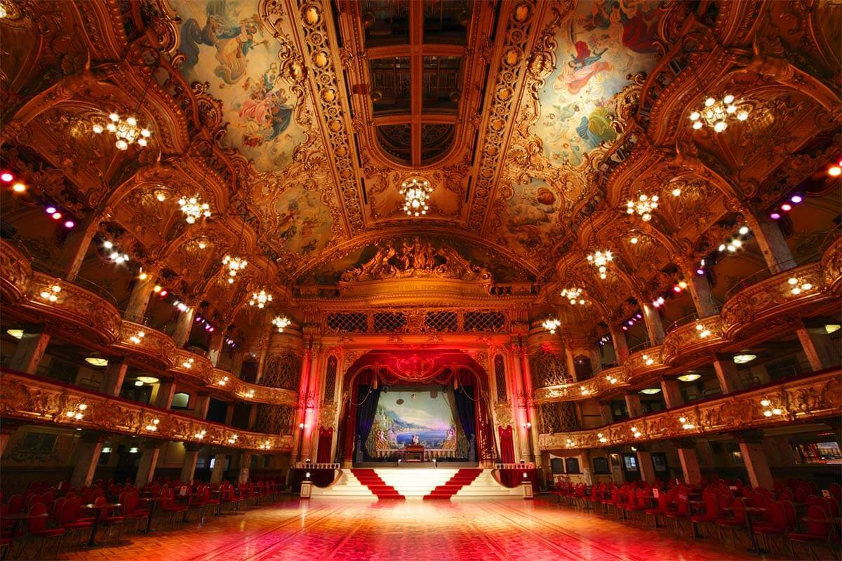 Best things to do in Blackpool - Blackpool Tower Ballroom