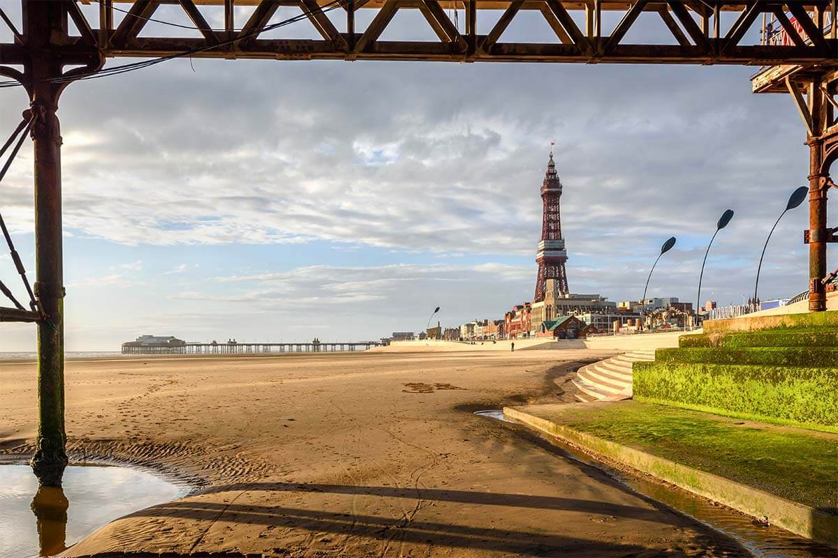 Best things to do in Blackpool UK