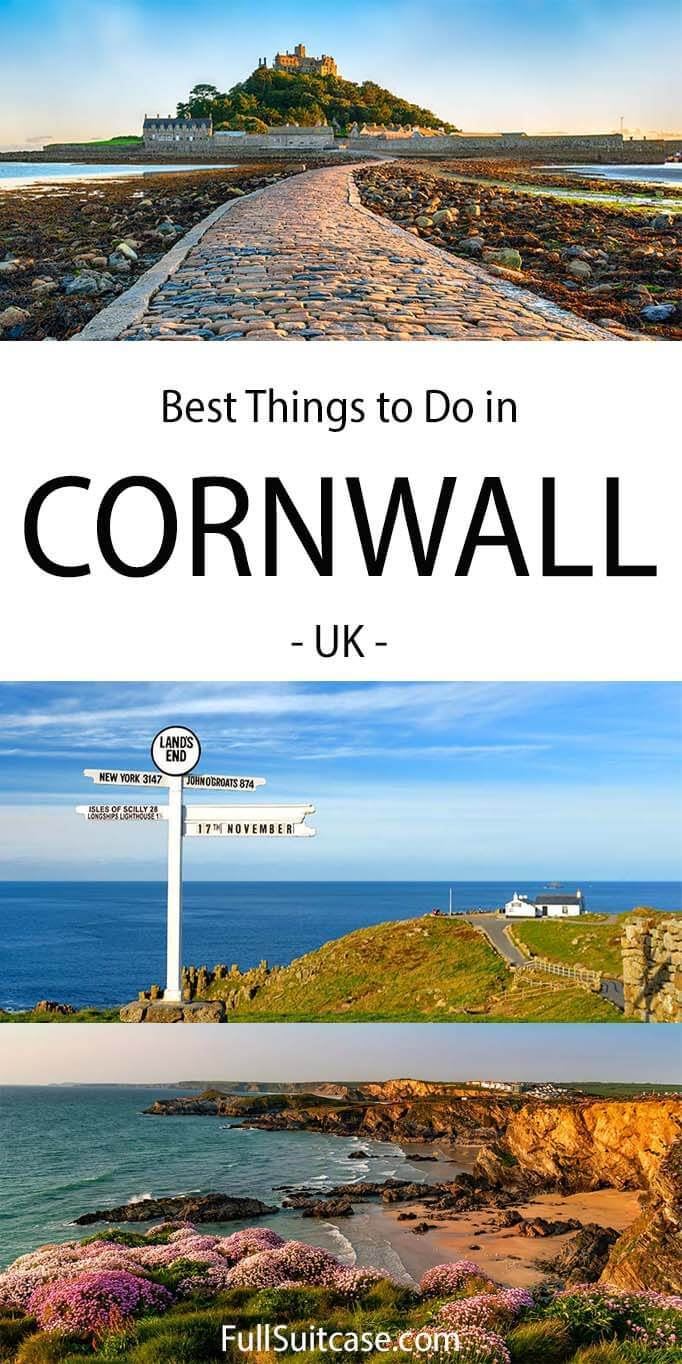 Best things to do in Cornwall UK