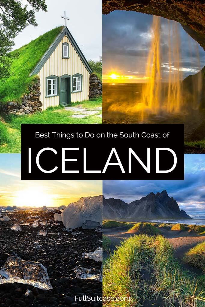 Best things to do on the south coast of Iceland