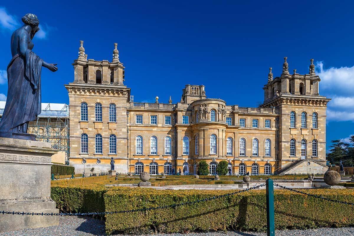 Blenheim Palace UK