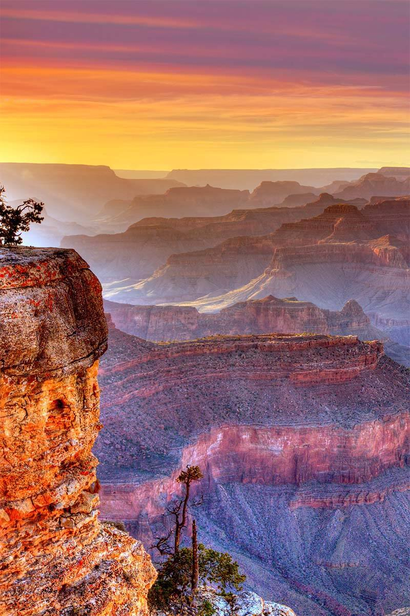 Grand Canyon Antelope Canyon road trip including Route 66, Horseshoe Bend, and more