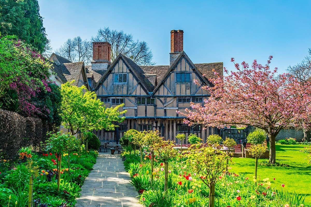 Hall's Croft in Stratford upon Avon