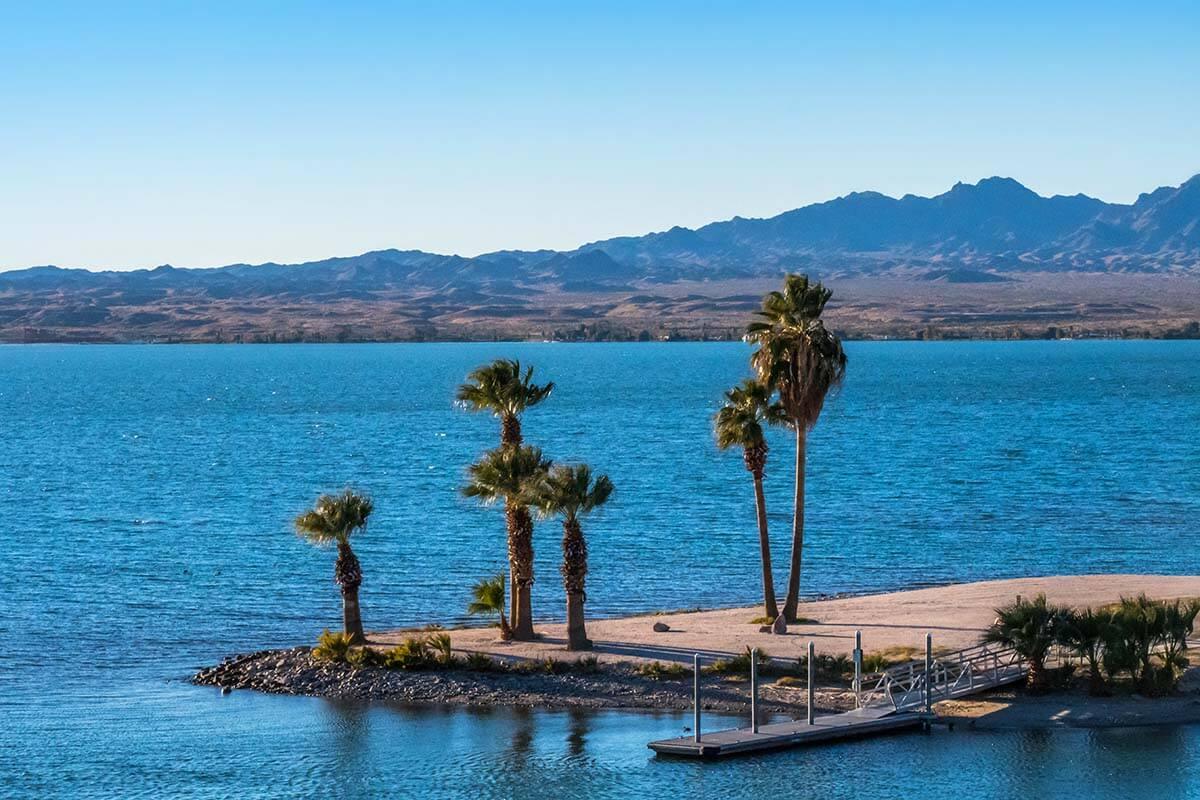 Lake Havasu in Arizona