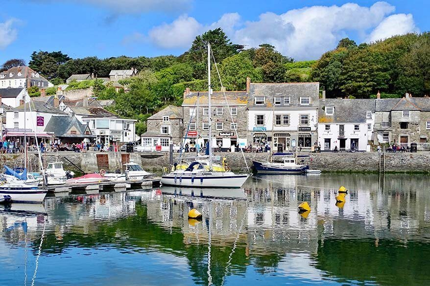 Padstow is a nice little town to stay in Cornwall UK