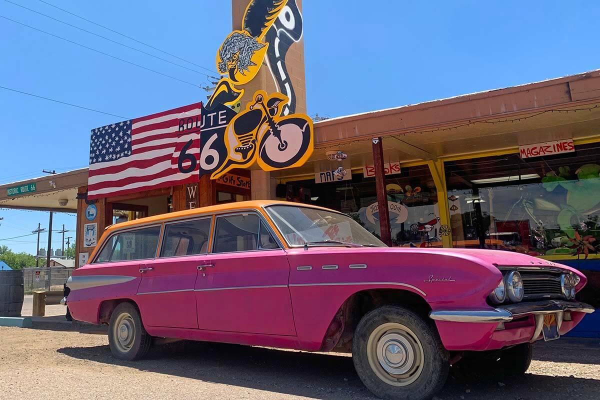 Route 66 - Seligman Arizona