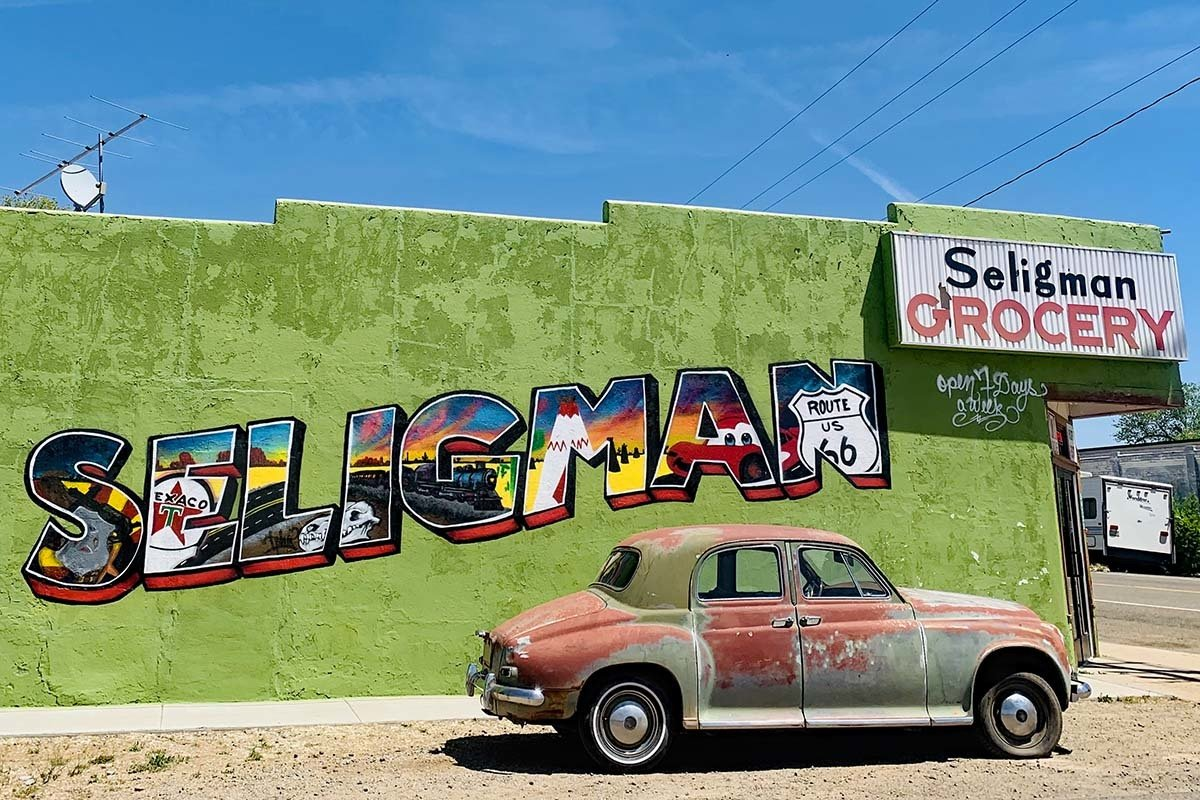 Route 66 Seligman