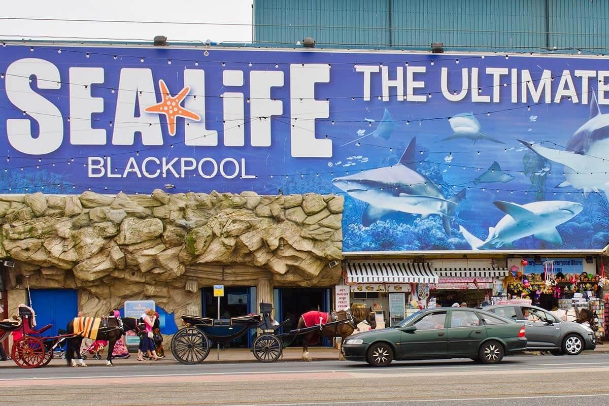 SeaLife Blackpool