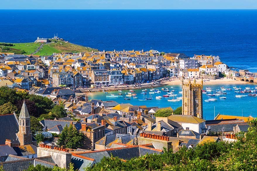 St Ives is the best place to stay when visiting Cornwall for the first time