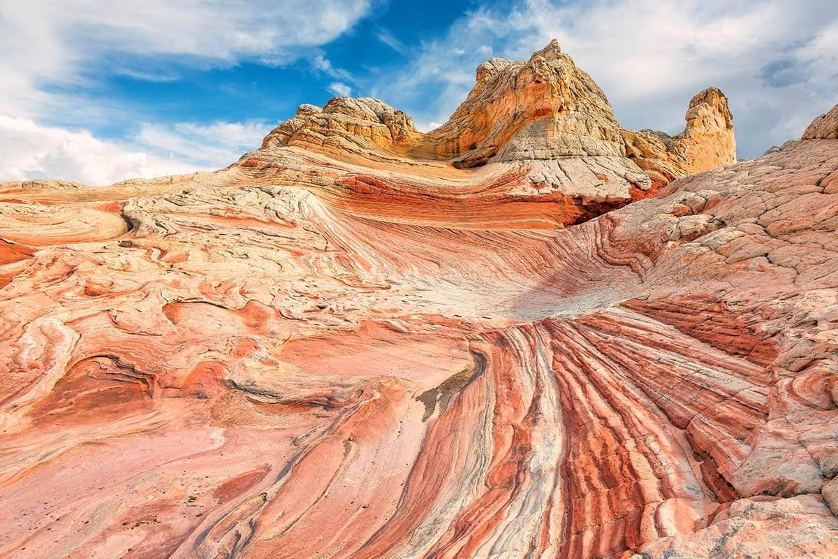 White Pocket at Vermilion Cliffs National Monument in Arizona