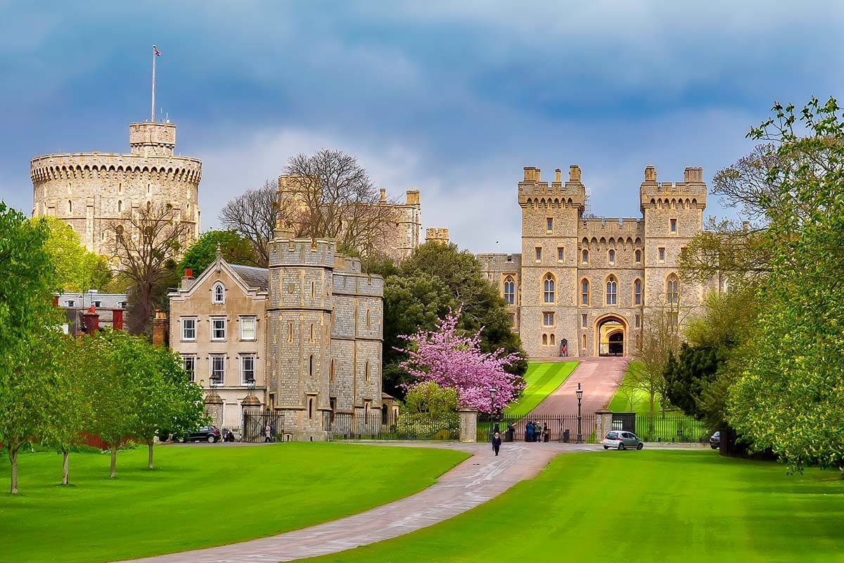 Windsor Castle is one of the best places to visit as a day trip from London