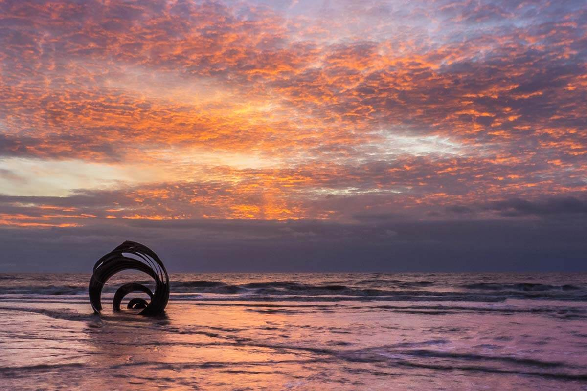 Mary's Shell in Cleveleys UK