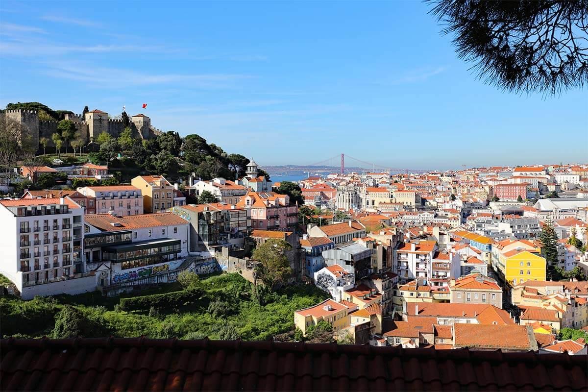 Miradouro da Graça Lisbon