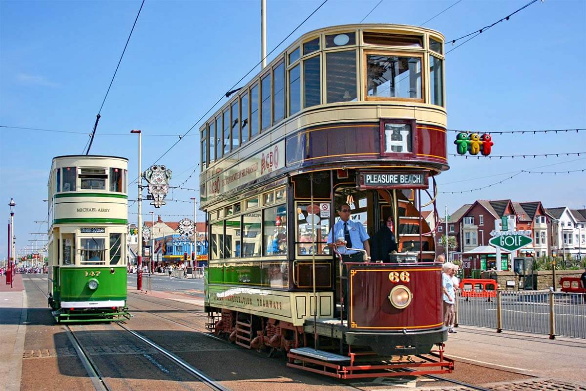 Visiting Blackpool UK - things to know and travel tips