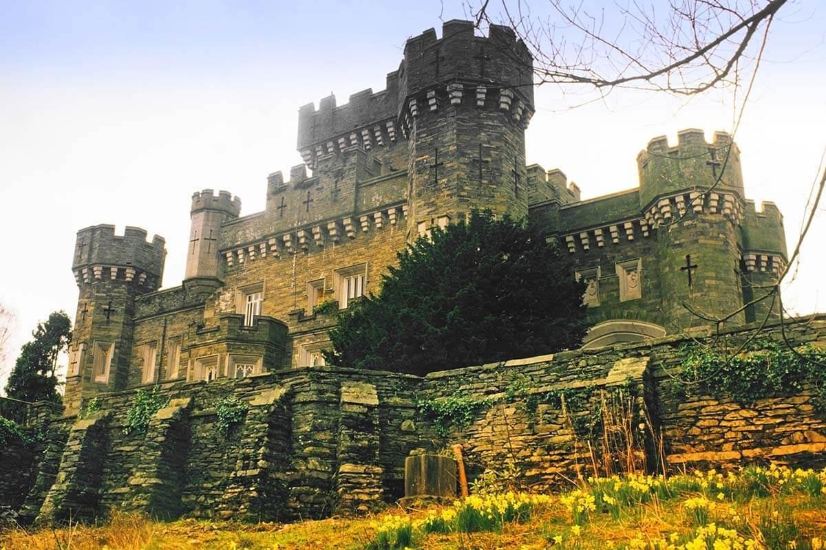 Wray Castle Lake District UK