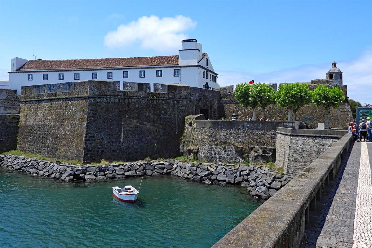 Best things to do in Ponta Delgada - Forte de Sao Bras