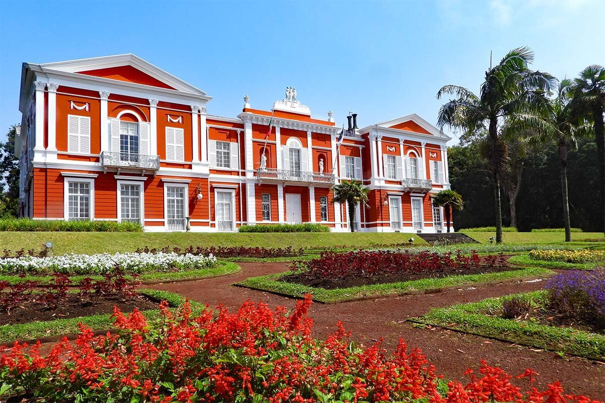 Best things to do in Ponta Delgada - Palace of Sant Ana