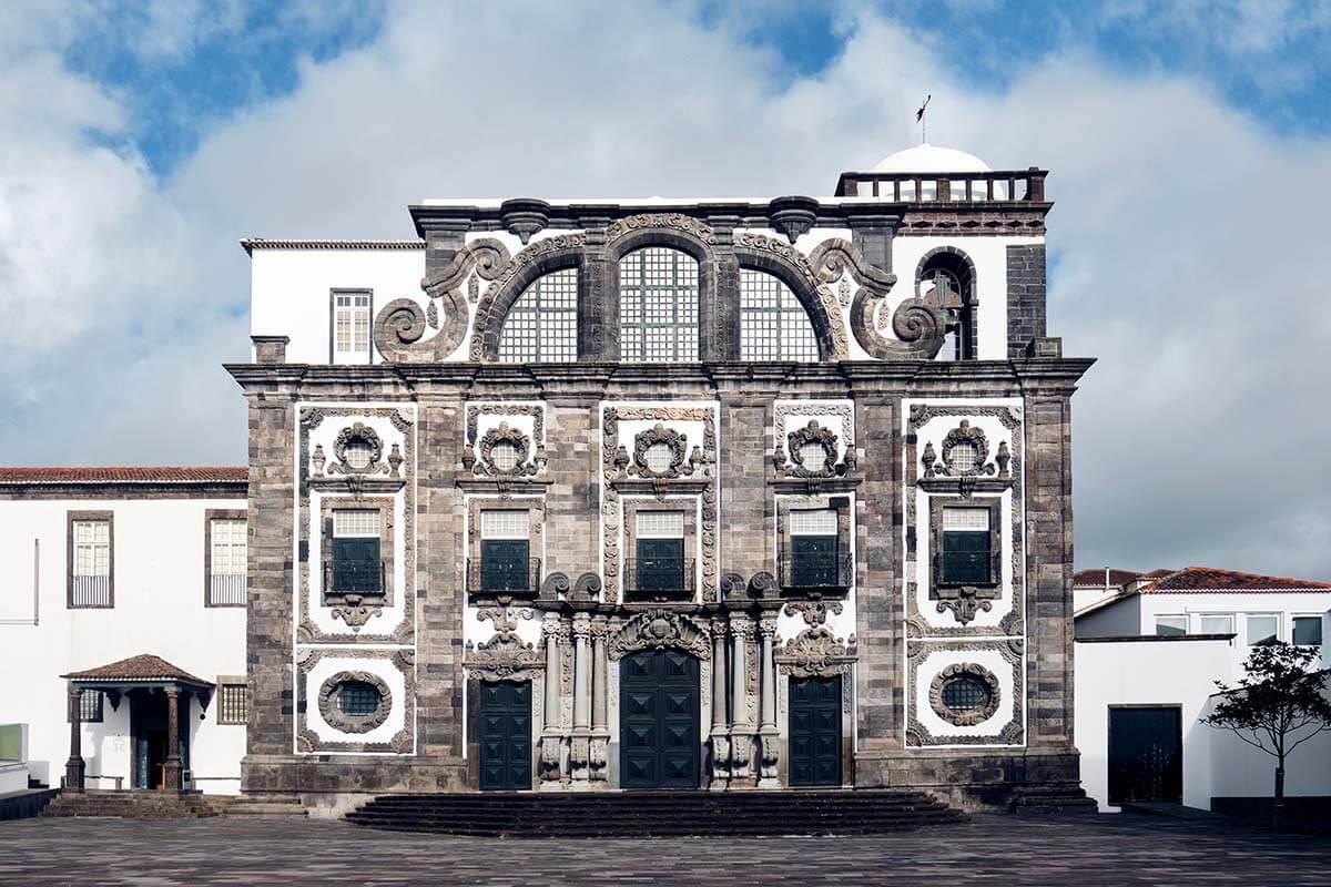 Carlos Machado Museum in Ponta Delgada