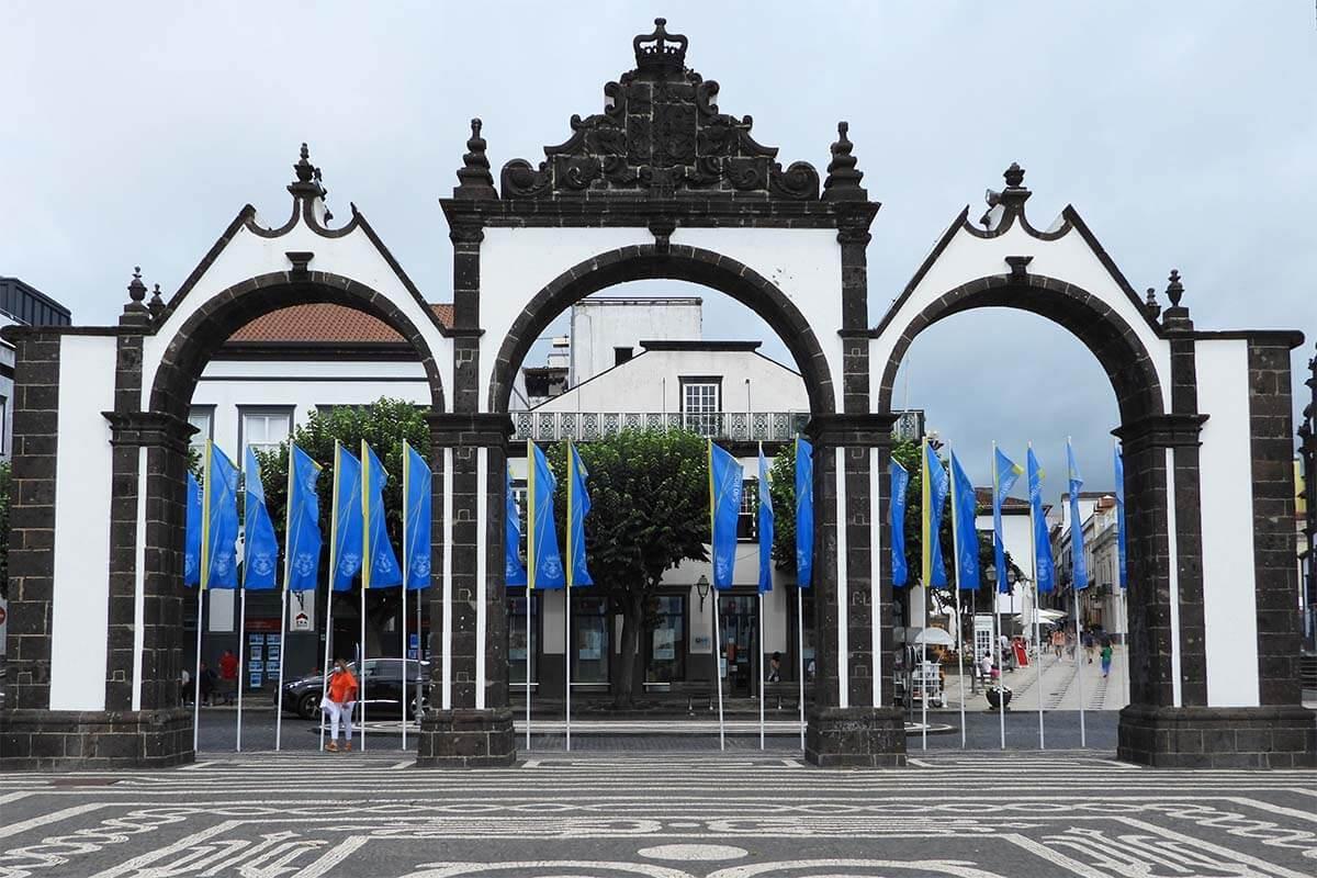Portas da Cidade - best things to do in Ponta Delgada Azores