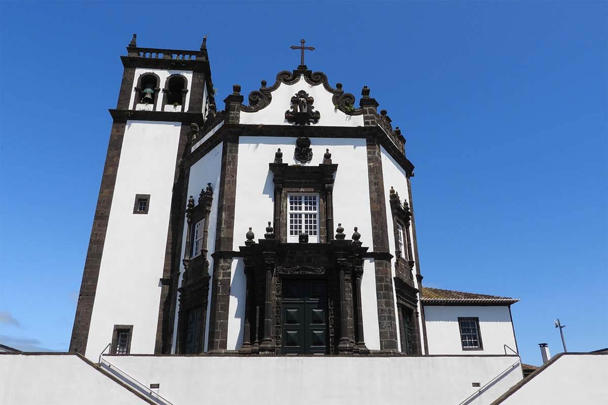 St Pedro church in Ponta Delgada (Igreja de São Pedro)