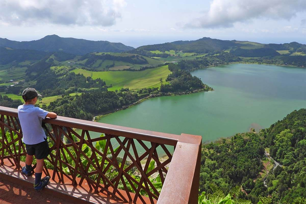 Miradouro do Picco Ferro - one of the best things to do in Furnas