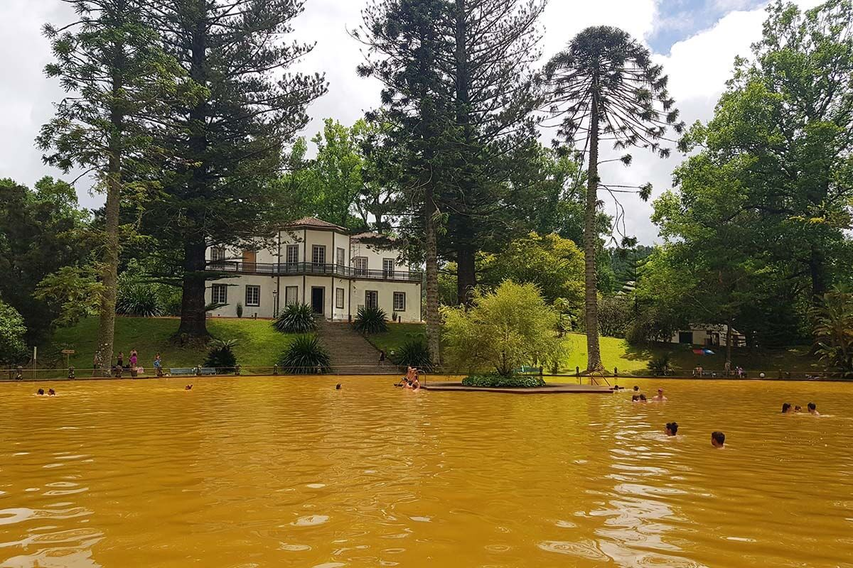 Best things to do in Furnas - Terra Nostra Garden and geothermal pool