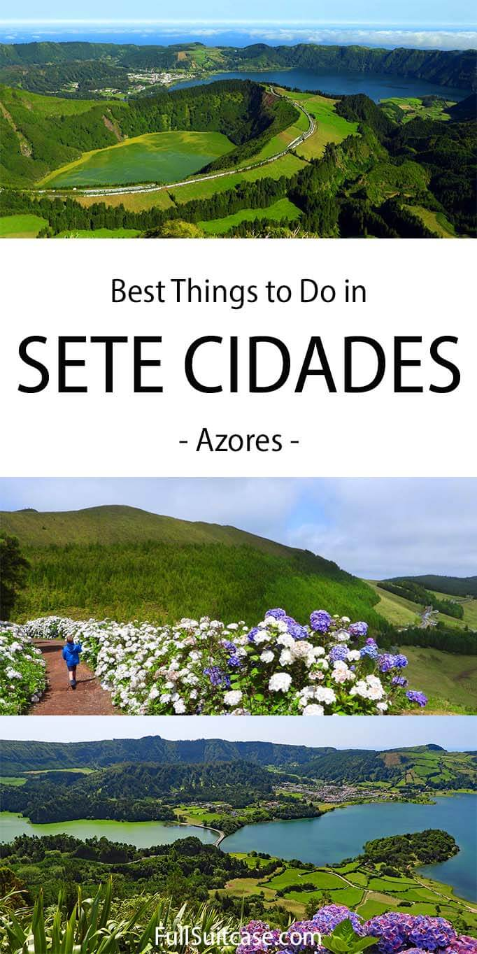 Best things to do in Sete Cidades, Azores
