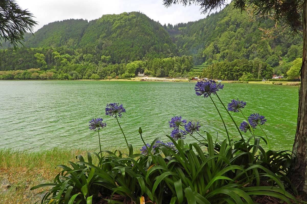 Furnas Lake (Lagoa das Furnas)