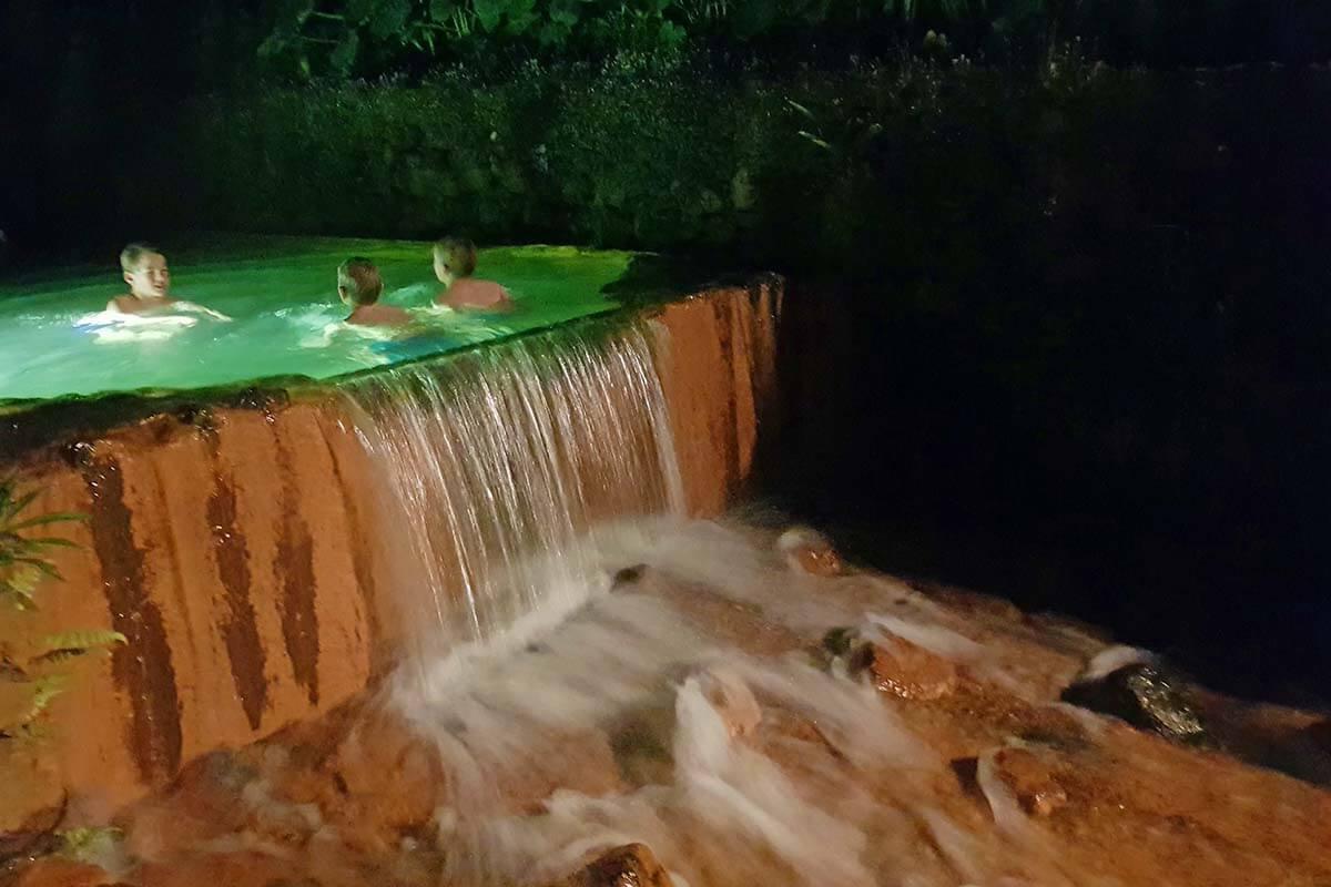 Things to do in Furnas - Poca da Dona Beija thermal pool