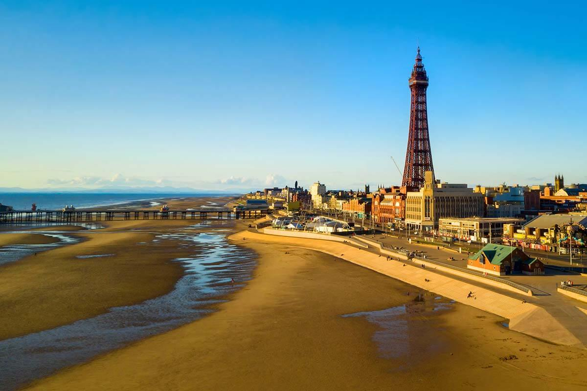 Where to Stay in Blackpool: Best Hotels, B&B's & More
