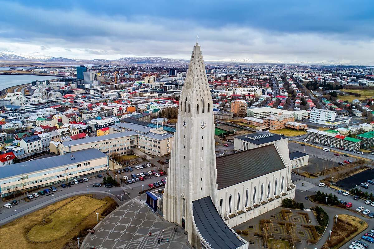 Best things to do in Reykjavik - Hallgrimskirkja
