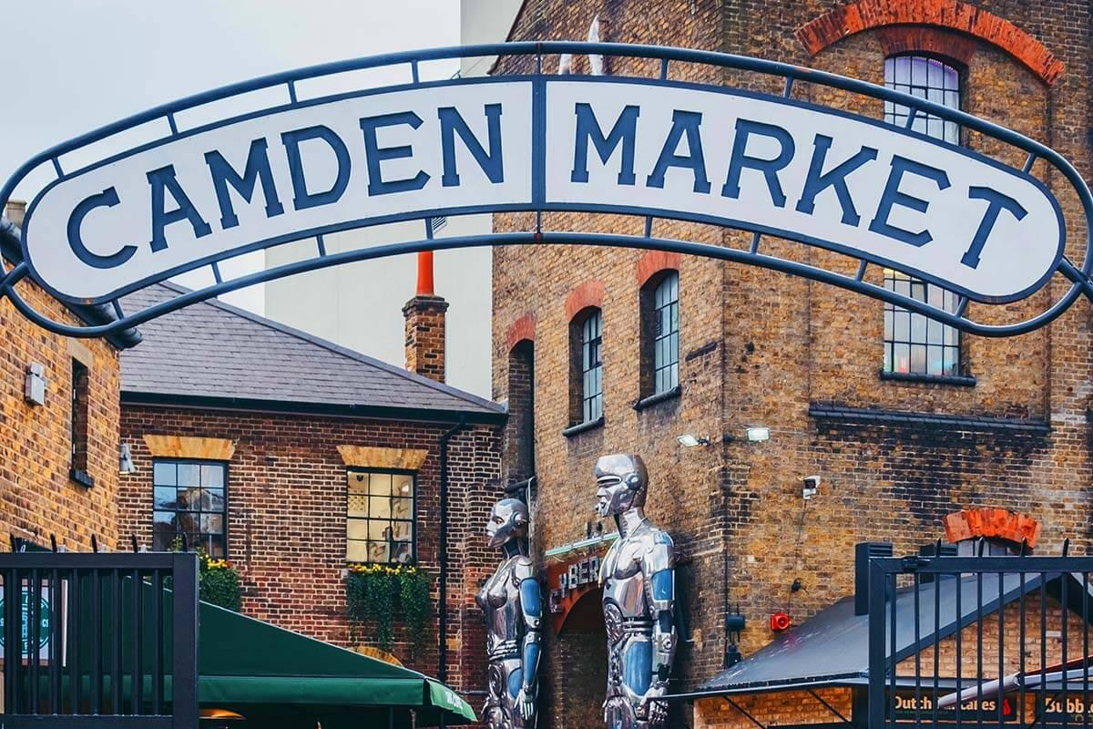 Camden Market: Top Tips for Visiting Camden Lock Market in London