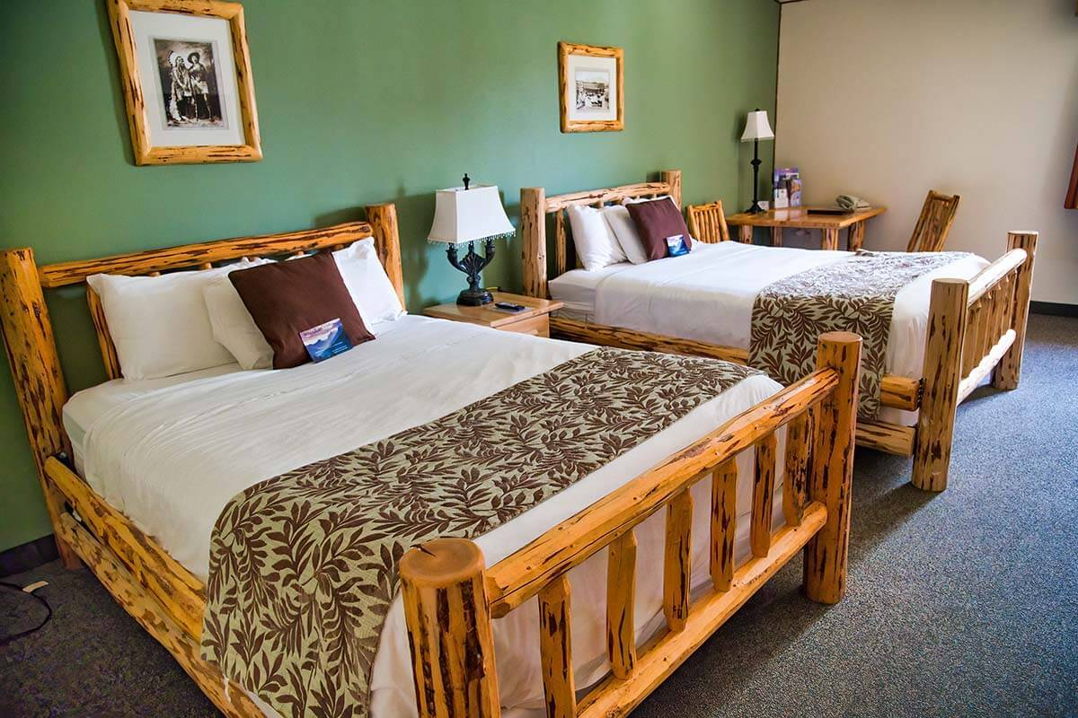 Cody Legacy Inn & Suites - one of the best budget hotels in Cody Wyoming