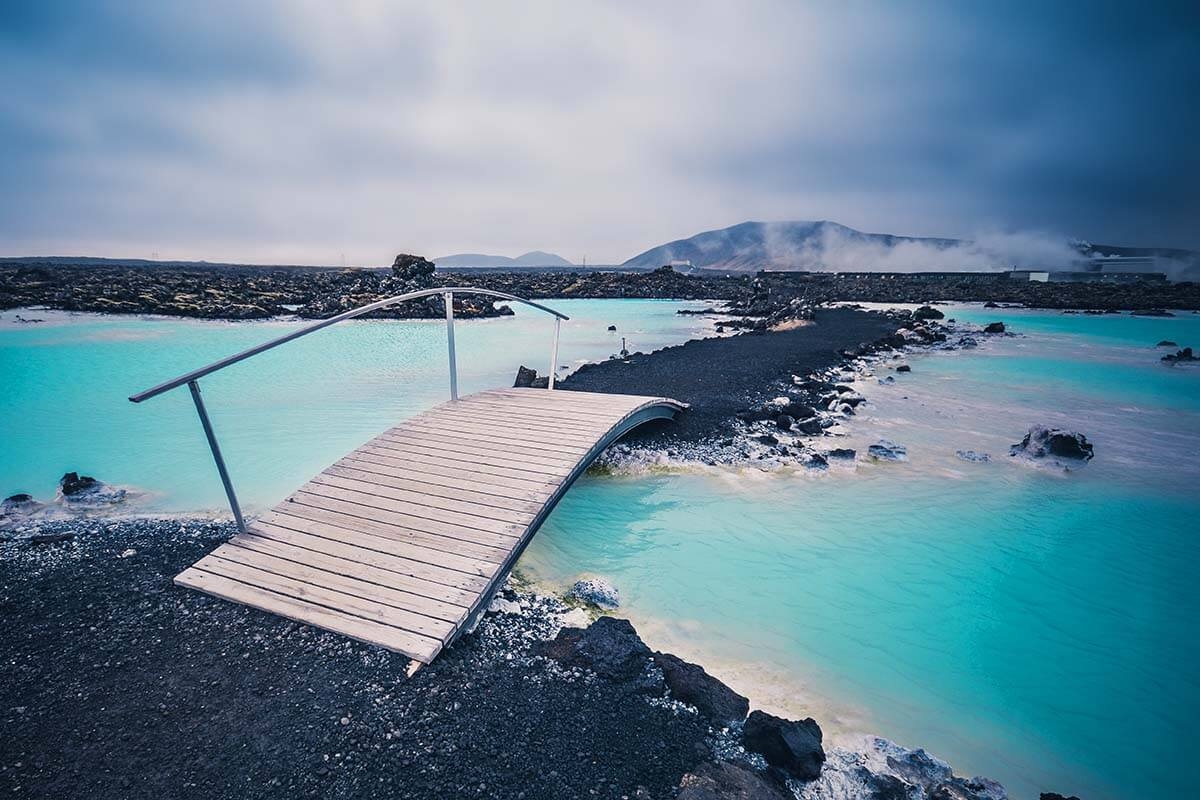 Iceland's Blue Lagoon is one of the must visit places near Reykjavik