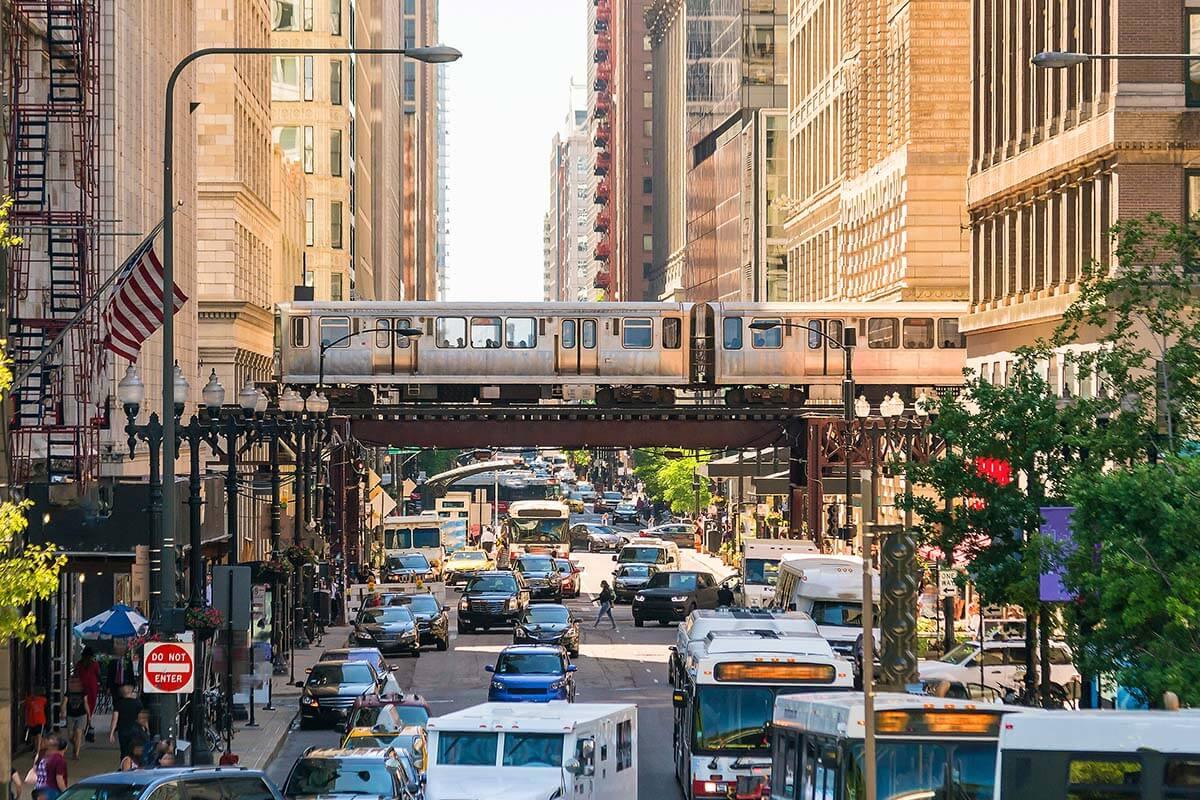 L Train Chicago