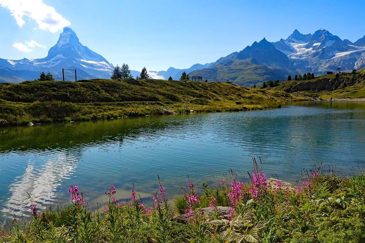 Leisee in Zermatt