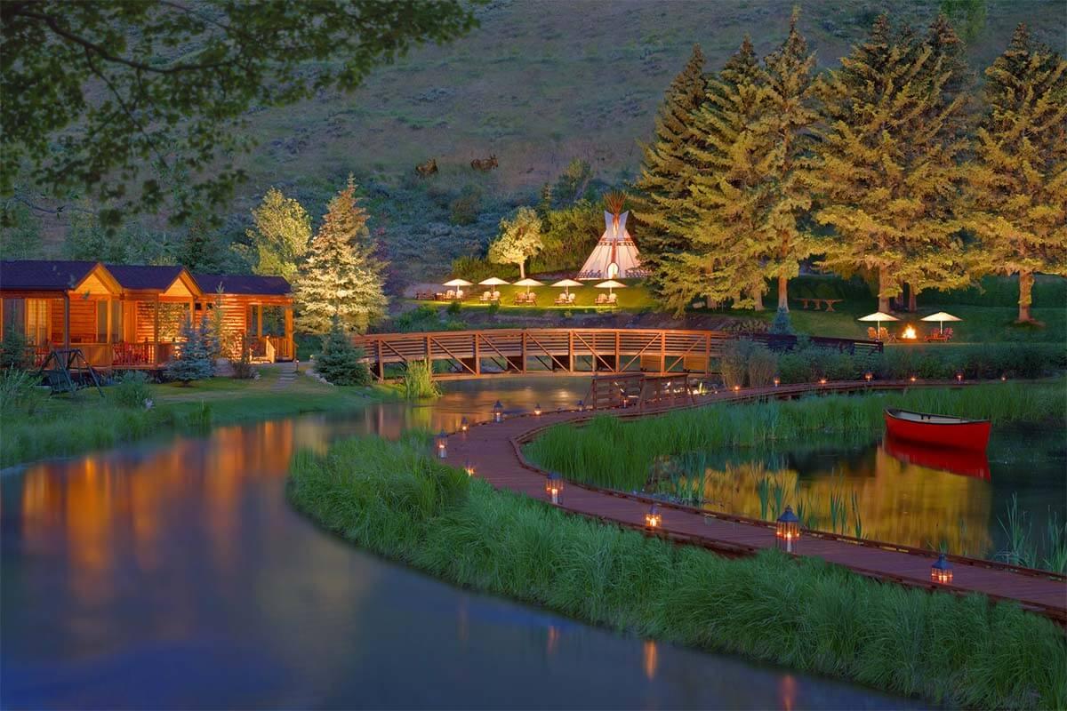 Rustic Inn Creekside Resort & Spa at Jackson Hole