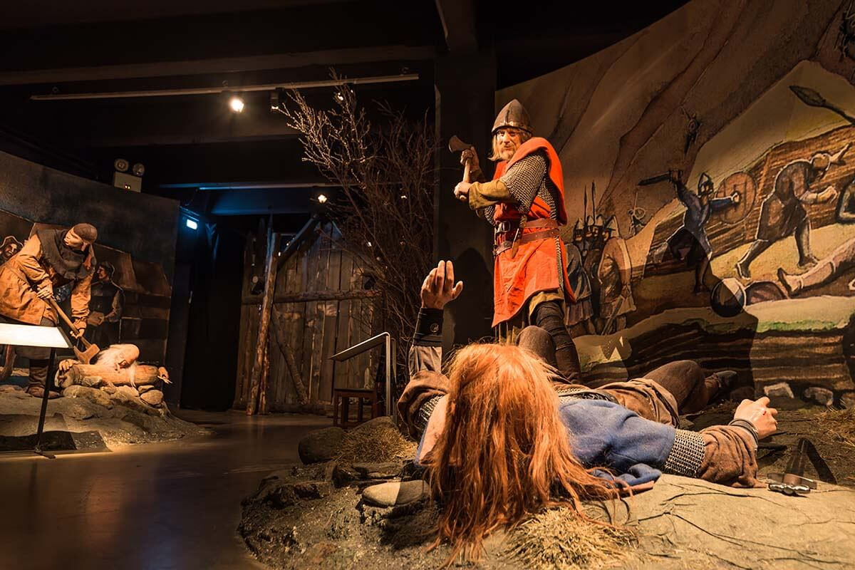 Saga Museum is one of the nicest places to visit in Reykjavik